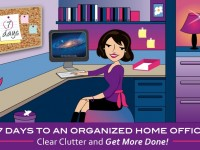 7 Days to an Organized Home Office