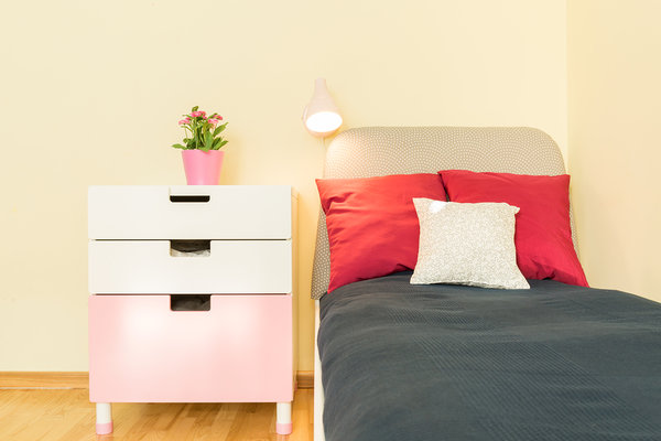 organize your bedroom  a step