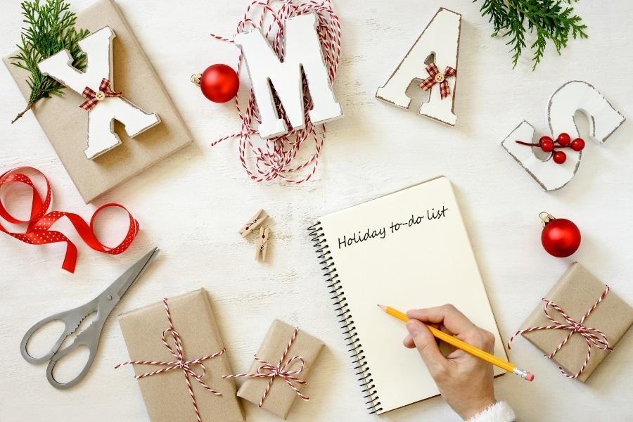 Plan your Holiday Calendar