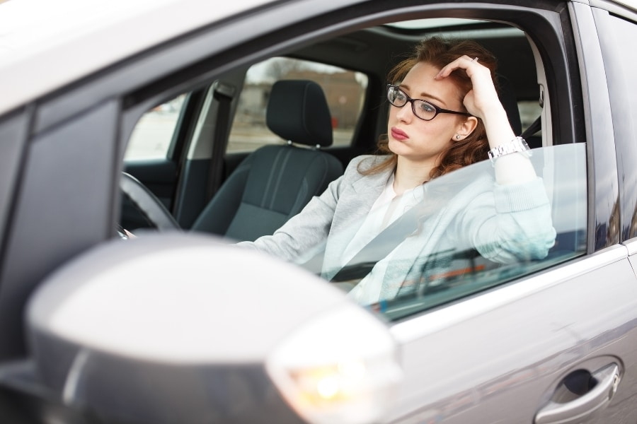 Sitting in traffic for an hour is stressful causing you to be unproductive