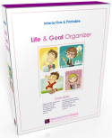 Life and Goal Organizer Deluxe