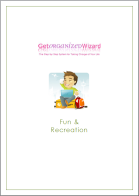 Module 4: Fun and Recreation
